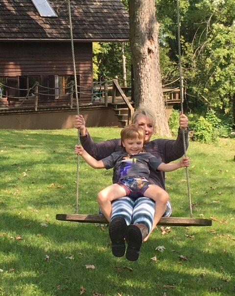 Swinging 2 x 2