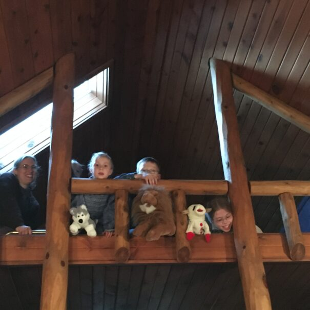 Puppet Show from the Loft