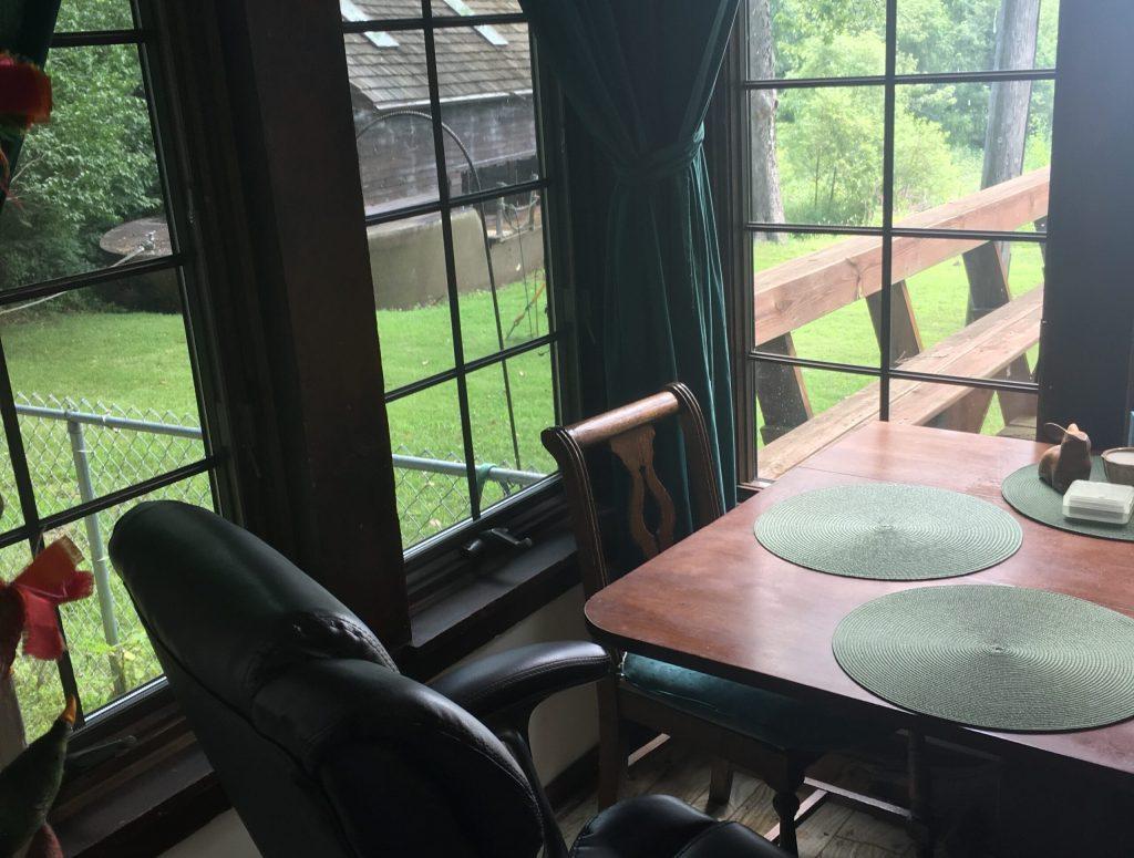 Writer's Table, ARK