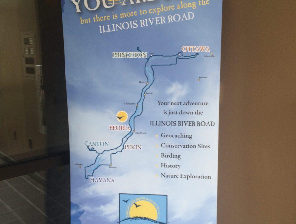Il River Rd Map